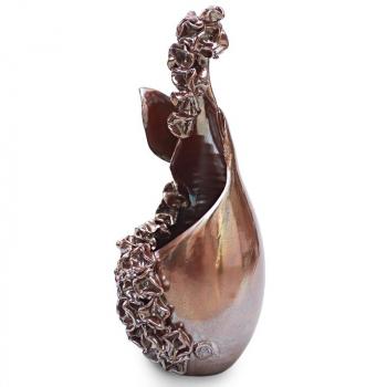Vaso scultura Elettra